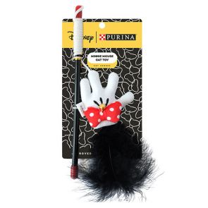 Disney Minnie Mouse Cat Toy