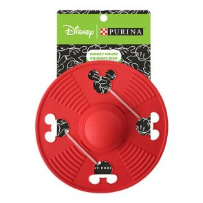Disney Squeaky Disc Dog Toy