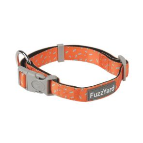 FuzzYard Burst Dog Collar - Large
