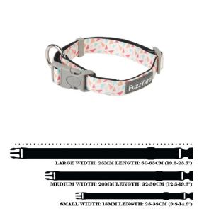 FuzzYard FAB Dog Collar - Large