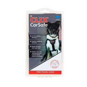Purina Petlife CLIX Car Safe Harness Seat Belt - Medium