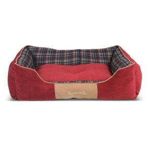 Scruffs Highland Dog Box Bed