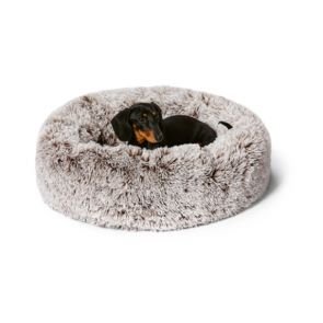 Snooza Cuddler Dog Bed - Mink